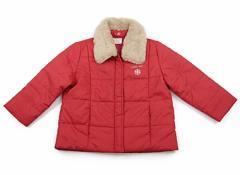 【コンビミニ/Combimini】コート・ジャンパー 90サイズ 女の子【USED子供服・ベビー服】(74390)