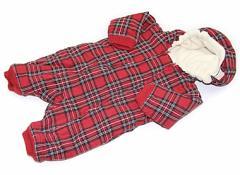 【キッズズー/Kids Zoo】コート・ジャンパー 70サイズ 女の子【USED子供服・ベビー服】(74519)
