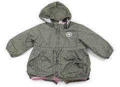 【エイチアンドエム/H&M】コート・ジャンパー 80サイズ 女の子【USED子供服・ベビー服】(74975)