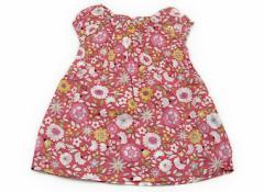 【エイチアンドエム/H&M】ワンピース 70サイズ 女の子【USED子供服・ベビー服】(75037)
