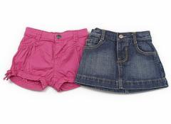 【オールドネイビー/OLDNAVY】スカート 80サイズ 女の子【USED子供服・ベビー服】(75052)