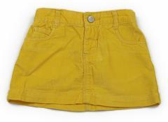 【オールドネイビー/OLDNAVY】スカート 80サイズ 女の子【USED子供服・ベビー服】(75054)