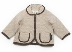 【ハッシュアッシュ/HusHush】コート・ジャンパー 90サイズ 女の子【USED子供服・ベビー服】(75170)
