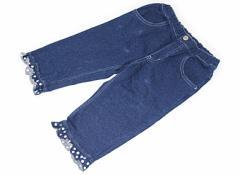 【ムージョンジョン/Moujonjon】パンツ 120サイズ 女の子【USED子供服・ベビー服】(75487)