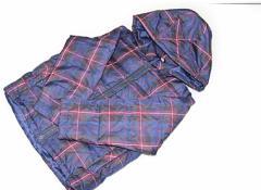 【無印良品/MUJI】コート・ジャンパー 130サイズ 女の子【USED子供服・ベビー服】(75512)