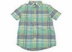 【オールドネイビー/OLDNAVY】シャツ・ブラウス 120サイズ 男の子【USED子供服・ベビー服】(75795)