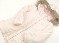 【サムシング/SOMETHING】コート・ジャンパー 130サイズ 女の子【USED子供服・ベビー服】(75937)
