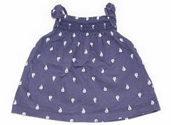 【カーターズ/Carters】チュニック 70サイズ 女の子【USED子供服・ベビー服】(75942)