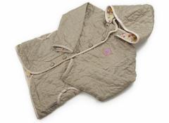 【サンカンシオン/3can4on】コート・ジャンパー 130サイズ 女の子【USED子供服・ベビー服】(76250)