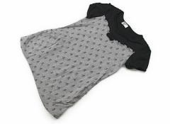 【コムサイズム/COMME CA ISM】Tシャツ・カットソー 130サイズ 女の子【USED子供服・ベビー服】(76275)