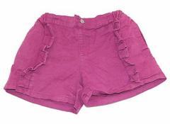 【べべ/BeBe】ショートパンツ 120サイズ 女の子【USED子供服・ベビー服】(76316)