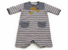 【パップ/Papp】カバーオール 90サイズ 男の子【USED子供服・ベビー服】(76400)