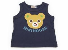 【ミキハウス/miki HOUSE】タンクトップ・キャミソール 70サイズ 男の子【USED子供服・ベビー服】(76446)