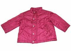 【アーベーベー/a.v.v】コート・ジャンパー 80サイズ 女の子【USED子供服・ベビー服】(76926)