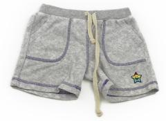【Xガール/X-Girl】ショートパンツ 90サイズ 女の子【USED子供服・ベビー服】(77139)