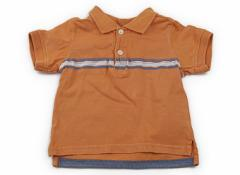【オールドネイビー/OLDNAVY】ポロシャツ 70サイズ 男の子【USED子供服・ベビー服】(77252)