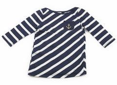 【ジンボリー/Gymboree】Tシャツ・カットソー 130サイズ 女の子【USED子供服・ベビー服】(77380)