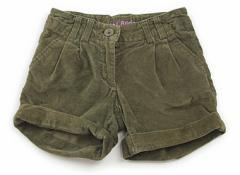 【ボーデン/Mini Boden】ショートパンツ 130サイズ 女の子【USED子供服・ベビー服】(77384)