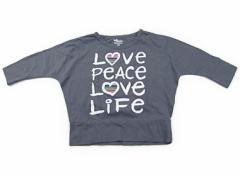 【オールドネイビー/OLDNAVY】Tシャツ・カットソー 130サイズ 女の子【USED子供服・ベビー服】(77424)