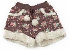 【マザウェイズ/motherways】ショートパンツ 90サイズ 女の子【USED子供服・ベビー服】(77467)