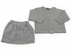 【サンリオ/Sanrio】上下セット 110サイズ 女の子【USED子供服・ベビー服】(77979)