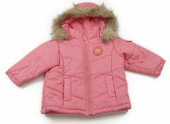 【サンカンシオン/3can4on】コート・ジャンパー 80サイズ 女の子【USED子供服・ベビー服】(78078)