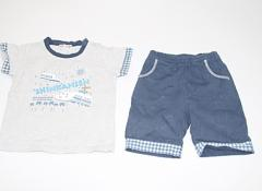 【サンリオ/Sanrio】パジャマ 90サイズ 男の子【USED子供服・ベビー服】(78126)