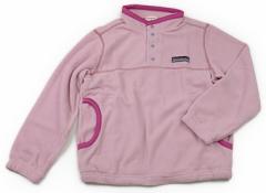 【コンビミニ/Combimini】フリース 120サイズ 女の子【USED子供服・ベビー服】(78939)