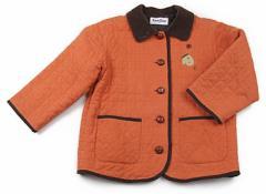 【ファミリア/familiar】コート・ジャンパー 110サイズ 女の子【USED子供服・ベビー服】(79479)