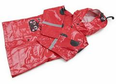 【国内ブランド/Domestic】レインコート・レインハット 120サイズ 女の子【USED子供服・ベビー服】(79972)