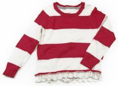 【エイチアンドエム/H&M】ニット 100サイズ 女の子【USED子供服・ベビー服】(80331)