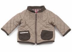 【ビケット/Biquette】コート・ジャンパー 80サイズ 女の子【USED子供服・ベビー服】(80518)