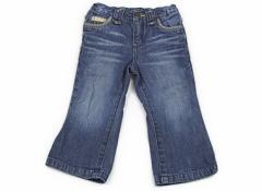 【ゲス/GUESS】ジーンズ 90サイズ 女の子【USED子供服・ベビー服】(81112)