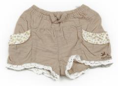 【ビケット/Biquette】ショートパンツ 70サイズ 女の子【USED子供服・ベビー服】(81214)