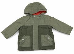 【オールドネイビー/OLDNAVY】コート・ジャンパー 70サイズ 男の子【USED子供服・ベビー服】(81266)