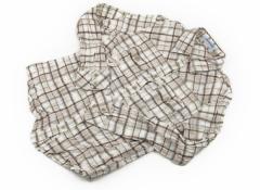 【ポンポネット/pom ponette】シャツ・ブラウス 150サイズ 女の子【USED子供服・ベビー服】(81852)
