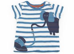 【ディーパム/DPAM】Tシャツ・カットソー 70サイズ 男の子【USED子供服・ベビー服】(81900)