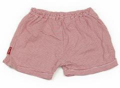 【ファミリア/familiar】ショートパンツ 90サイズ 女の子【USED子供服・ベビー服】(81903)