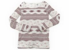 【オールドネイビー/OLDNAVY】Tシャツ・カットソー 130サイズ 女の子【USED子供服・ベビー服】(82050)