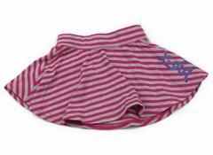 【Xガール/X-Girl】スカート 80サイズ 女の子【USED子供服・ベビー服】(82091)