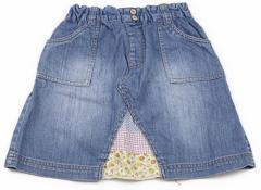 【セラフ/Seraph】スカート 130サイズ 女の子【USED子供服・ベビー服】(82305)