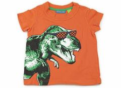 【グリーンドッグ/greendog】Tシャツ・カットソー 70サイズ 男の子【USED子供服・ベビー服】(82583)