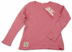 【キムラタン/Kimuratan】Tシャツ・カットソー 130サイズ 女の子【USED子供服・ベビー服】(82659)