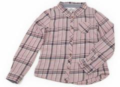 【エイチアンドエム/H&M】シャツ・ブラウス 120サイズ 男の子【USED子供服・ベビー服】(82666)