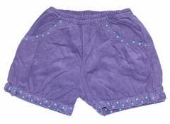 【コンビミニ/Combimini】ショートパンツ 90サイズ 女の子【USED子供服・ベビー服】(82993)