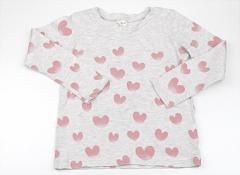 【エーアーベー/e.a.B】Tシャツ・カットソー 120サイズ 女の子【USED子供服・ベビー服】(83086)