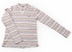 【ファミリア/familiar】Tシャツ・カットソー 120サイズ 女の子【USED子供服・ベビー服】(83104)