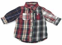 【ギャップ/GAP】シャツ・ブラウス 70サイズ 男の子【USED子供服・ベビー服】(83148)