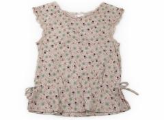 【アーベーベー/a.v.v】Tシャツ・カットソー 120サイズ 女の子【USED子供服・ベビー服】(83153)