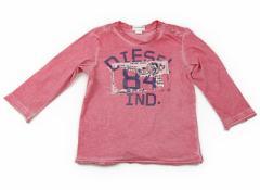【ディーゼル/DIESEL】Tシャツ・カットソー 70サイズ 男の子【USED子供服・ベビー服】(83321)